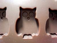 ボダムチョコレートモールド02フクロウ.jpg